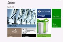 Windows Store / by Windows 8 Core