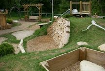 Natural Play Spaces / by Jen Bauer