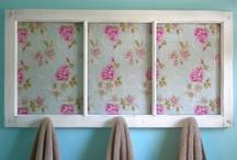 Window ideas / by Katie Clarkin