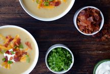 Soups & Crockpot Meals / by Janet Brooks
