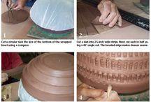 ceramic techniques / by pierpotter