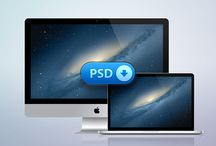 Free PSD / by Victor Martinez