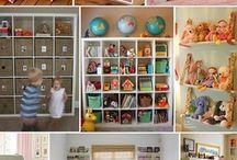 Playroom for my Boys.  / by Jennifer Avery