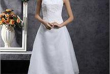 Garden Wedding Dresses / by WeddingDresses.com