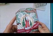 Envelope Punch Board / by Stephanie Desrosiers
