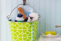 Cleaning & Household tips / by Cheryl Rathburn