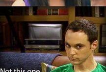 i love Sheldon!!!! / by Kathy Rich