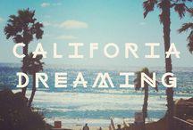 CALIFORNIA~CA Dream Realized / by Ginny Christensen