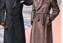 Vintage Men's Fashion Illustrations / by FaShoeNista