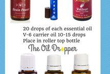 Essential Oils / by Jordana Weiner