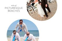 Beach Weddings / I'm already married but I still love weddings :) / by Tyler Cotten