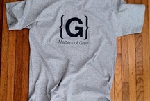 Shirts / {some clever T-shirts} / by Matters of Grey