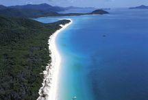 Whitehaven Beach / Best of Pinterest: A collection of all of the Whitehaven Beach photos on Pinterest. Enjoy! / by Queensland