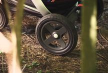 Stokke Trailz / The all-new versatile All Terrain stroller from Stokke  / by STOKKE®