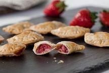Yummy Strawberries! / by Reina Quiroga