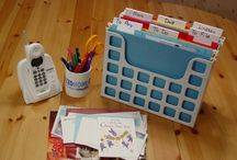Organize organize organize! / by Holly Bullock