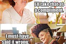 Love Downton Abbey! / by Kristi Hopper