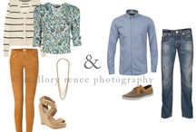What to Wear   ENGAGEMENT / by Kelly Poynter