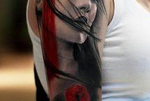 Tattoos / by Damien Weimer