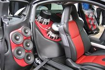 Car Audio Inspiration / Car Audio Systems / by Parts Express