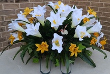 Flower arrangement ideas  / by Colleen Abshire