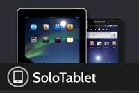 SoloTablet -Il tablet come strumento di lavoro per l'impresa / Un progetto sul Tablet come strumento di lavoro per l'impresa / by Carlo Mazzucchelli
