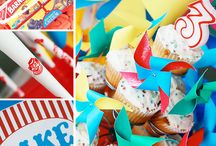 birthday party ideas / by Michelle Tamburello