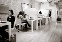 Ideas of coworking places / by Pierre Paperon