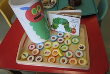 Learning trays / by Stephanie Erwin