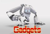 Gadgets / by Daniel Doyle