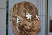 Wedding hair and make up / by Christine Oppenheim