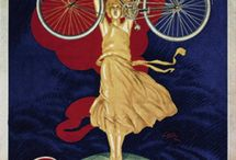 Vintage Posters / by Erika Dennett