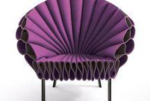 Chairs! / by Tova Dian Dean