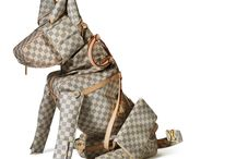 Louis Vuitton's Cabinet of Curiosities / Artist Billie Achilleos transforms Louis Vuitton small leather goods into amazing creatures to create the Maroquinaris Zoologicae Exhibit / by Louis Vuitton Official