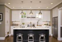 White Kitchen *sigh* / by Gina Manygoats