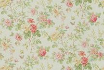 Favorite Fabrics / by Holly Heider Chapple Flowers Ltd.