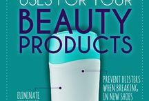 Beauty Hacks / by Courtney Phillips