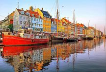 Dinamarca - Denmark / by Raquel Eline Albuquerque