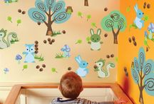 Dylan's room / by Ashley Ellertson