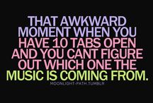 That awkward moment..... / by Crystal {Cooking with Crystal}