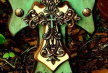 Crosses / by Glenda Miller