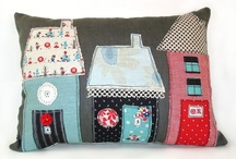 cushions / by thepursuitofhomeliness