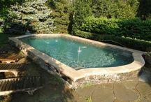 pools / by Linda Townes