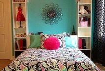 Bedrooms / Bedrooms / by Alicia Leiviska