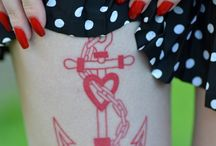 Ink / tattoos / by Kimba Belliard