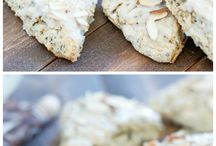 Breads - Biscuits, scones, fruit breads etc. / by Yvette Edwards
