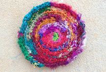 Crochet kitchen decor / by Leslie Stahlhut