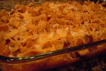 Casseroles/Pasta Dishes / by Tracey McAdam