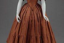 Costuming 1840s & 50s / by Sara Bethune