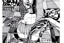 zentangles and doodles / by Ashley Lehenbauer